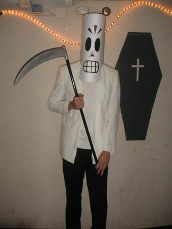 Costumes Grim Fandango Halloween